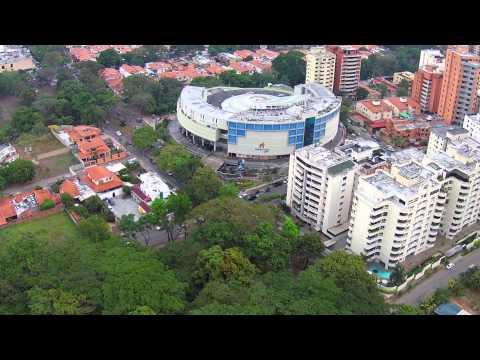 DRONE SEGUNDO VUELO PREBO VALENCIA VENEZUELA
