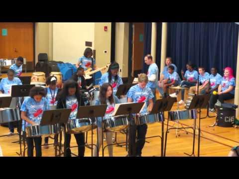 Christiana High School Steel Drum Band
