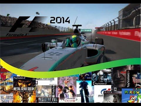 JNN Games F1 2014  Grande prêmio dos EUA gameplay