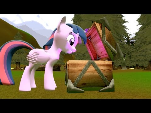 Cursed Pony Magic: Twilight Sparkle