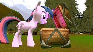 Cursed Pony Magic: Twilight Sparkle