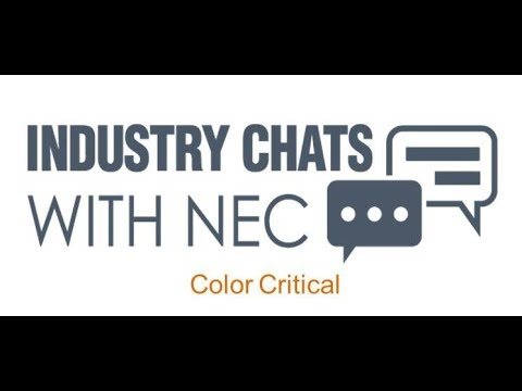 Getting Started with Color Management | NEC Display Solutions