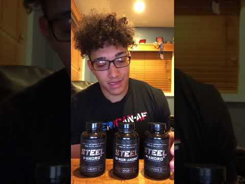 Steel Supplements Mass Stack Review 1 Andro 4 Andro 19 Nor