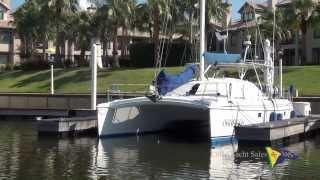 Manta 40 Catamaran