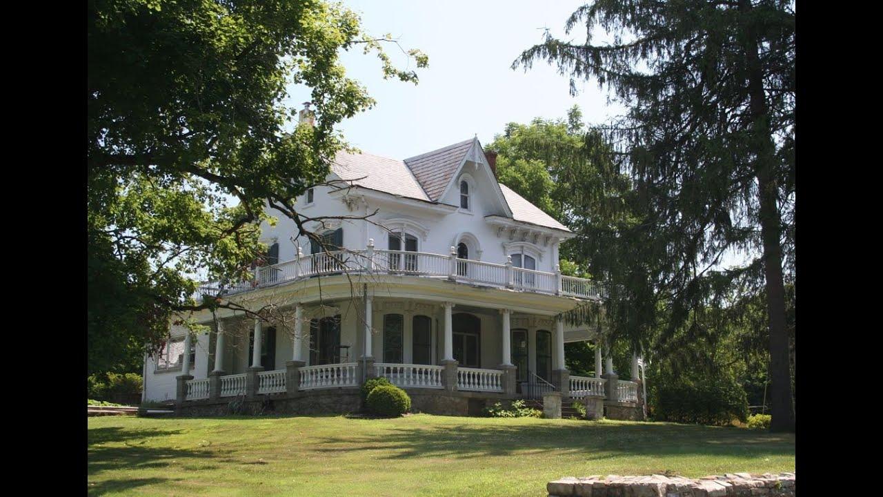 ferndale manor house in bucks county youtube