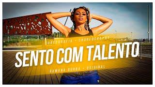 MC REBECCA - SENTO COM TALENTO ( COREOGRAFIA FUNK)/@RAMANABORBA