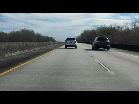 US 90 - Louisiana (LA 20 to LA 316) eastbound