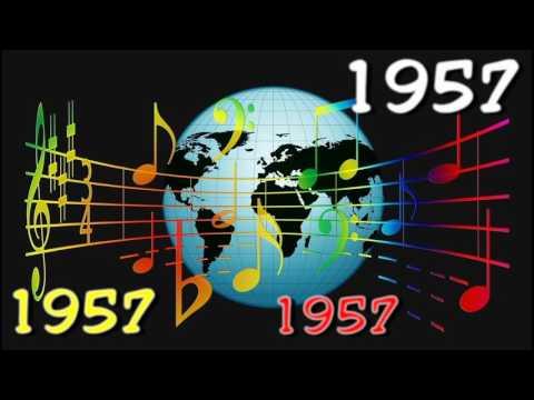 Various Artists - Best songs of 1957
