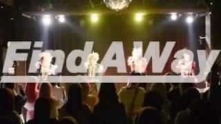 『Find A Way』LIVE + Lyrics