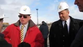 """""""Мы не зажаты в городе - расположение удачное"""", - руководитель ГП """"СК """"Ольвии"""""""