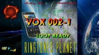 Ringer VOX 002-1 BREATH  LAUGHS - FREE Ringtones Cell Phone