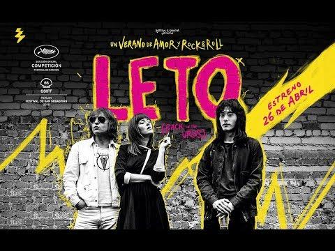 LETO - tráiler español - 26 de abril en cines