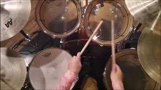 Get Up/MONOEYES 【ドラム】