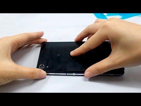 Замена экрана Sony Xperia Z2 не разбирая телефон!!!