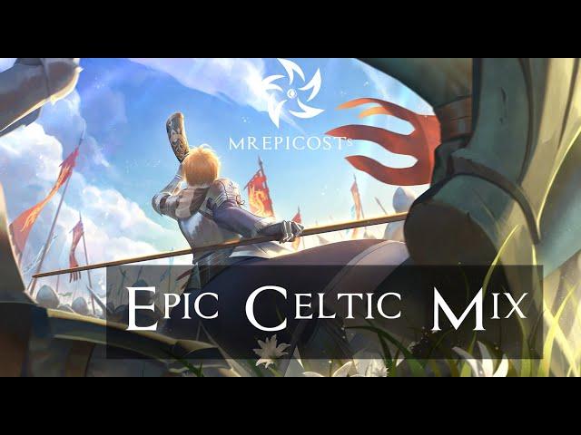 Medieval Celtic Music Mix |
