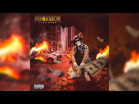 Photoshop Mixtape Album  Cover Design | Time Bomb