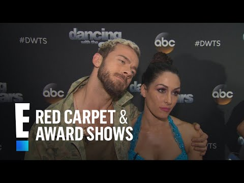 "Nikki Bella Shocked by ""DWTS"" Double Elimination 