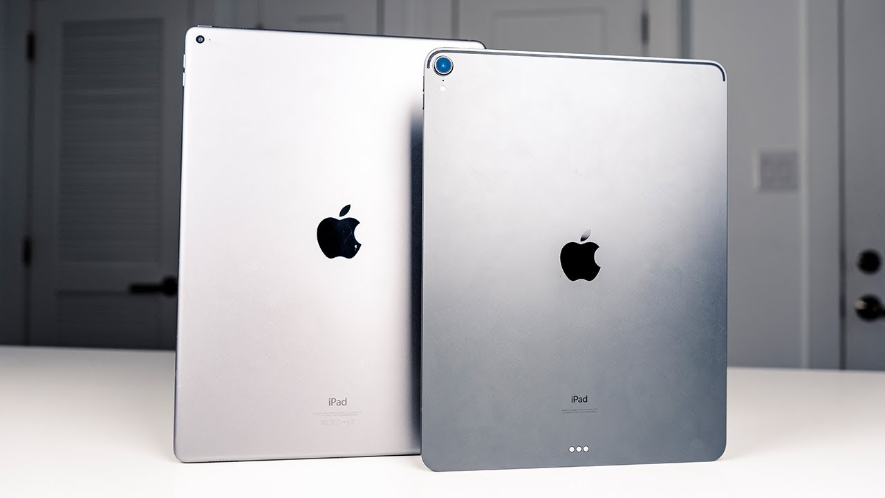 "iPad Pro 12 9"" 1st Generation vs  3rd Generation: Not Worth the Upgrade!"