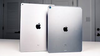 "iPad Pro 12.9"" 1st Generation vs. 3rd Generation: Not Worth the Upgrade!"
