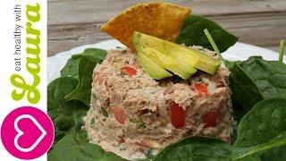 5 Minute Meals Mexican Tuna Salad