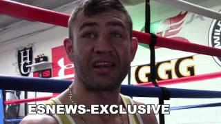 sparring conor mcgregor  - boxing star chris van heerden breaks it down EsNews Boxing