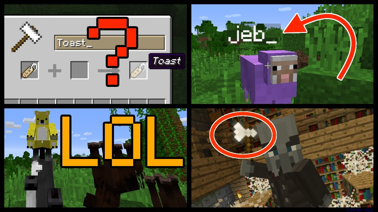 how to hide name tags in minecraft