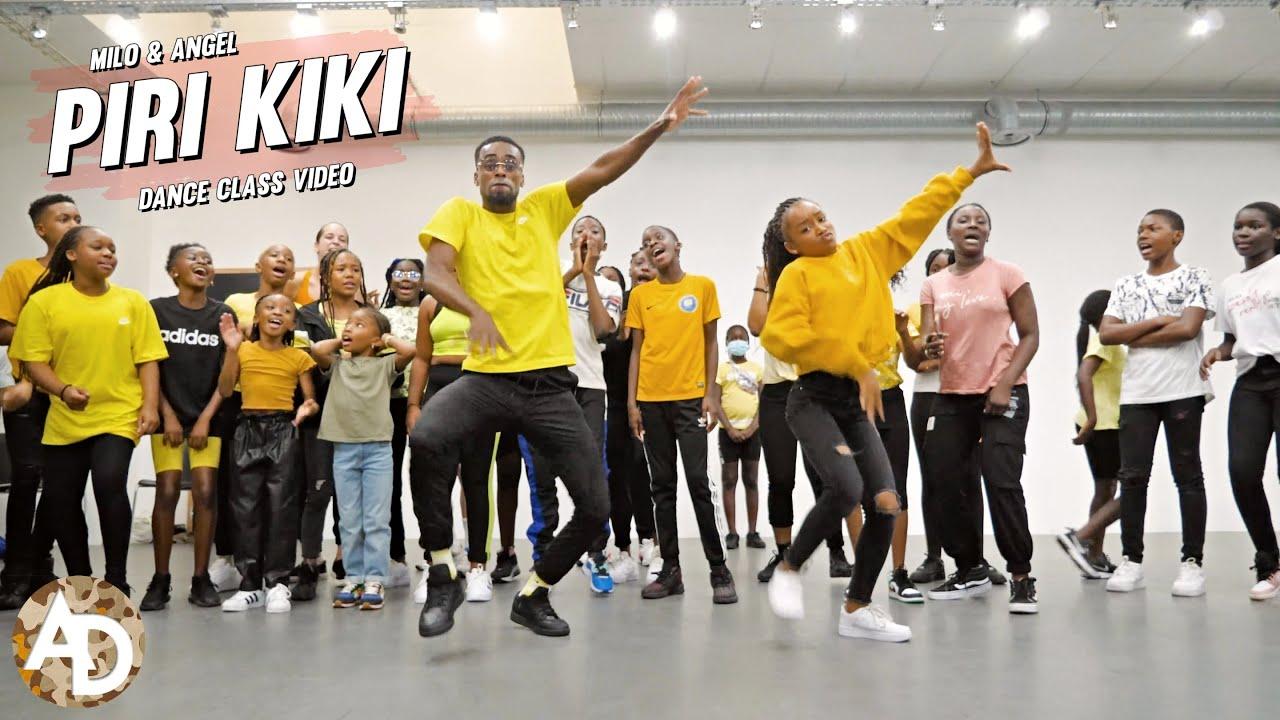 Download Milo & Fabio - PIRI KIKI (Dance Class Video) | Milo & Angel Choreography