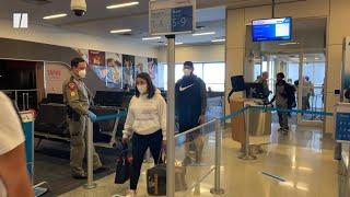 EU Bars U.S. Travelers Due To Coronavirus Fears
