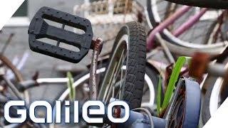 Die Fahrrad-Friedhöfe in China   Galileo   ProSieben