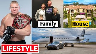Brock Lesnar Lifestyle 2021, House, Cars, Income, Wife, Daughter, Son, Biography, Net Worth & Family