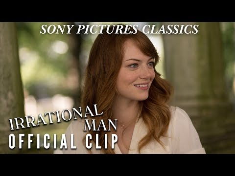 Irrational Man - Clip - Randomness and Chance