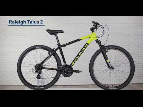 2018 Raleigh Talus 2