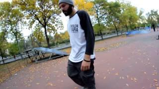 Мариус Константин - 10 трюков для начинающих фристайлеров №2