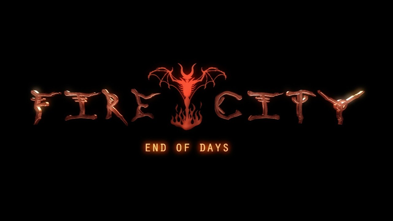 Fire City: End of Days Official Trailer