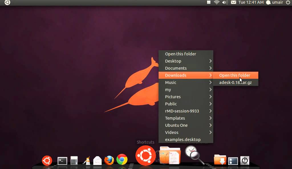 Animated Wallpapers In Ubuntu 1104 Linux Mint