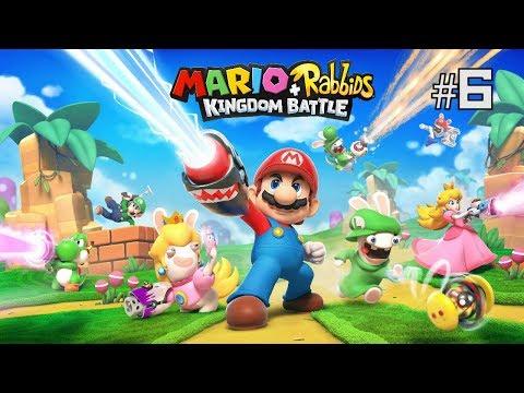 Twitch Livestream | Mario + Rabbids Kingdom Battle Part 6 (FINAL) [Switch]