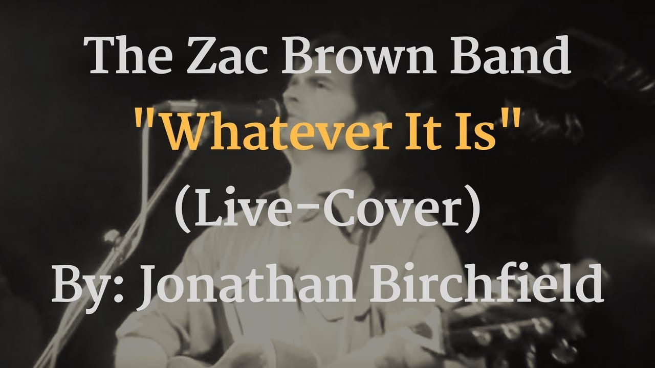 whatever it is zac brown band free download