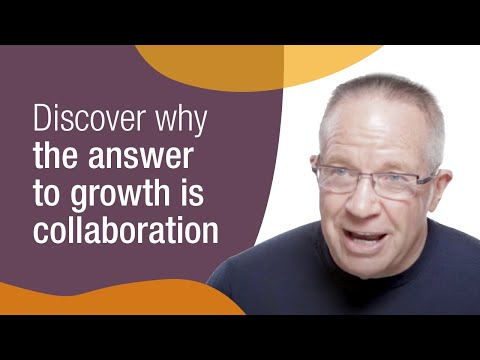 If You're Not Up For Collaboration, Prepare To Be Left Behind