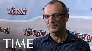 Watchmen's Dave Gibbons | TIME