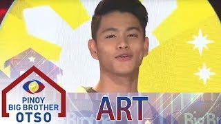 PBB OTSO: Art Guma - Baeral Gwapito Ng Davao