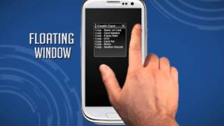 pASSWALLET App demo video