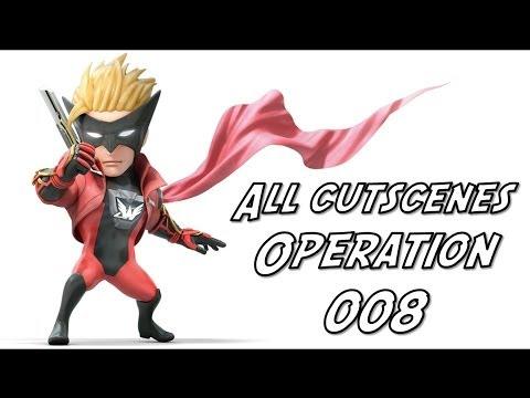 The Wonderful 101: All Cutscenes/Operation 008 (9/11)