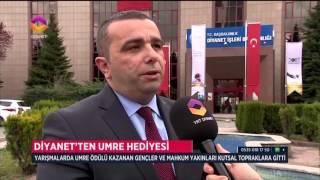 Diyanet'ten Umre Hediyesi 2017 Video