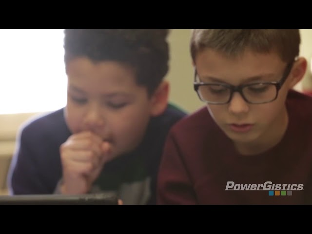 Avon Grove Students Manage Own Devices With PowerGistics Towers