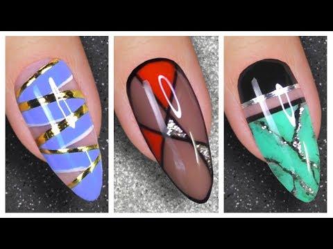 Nail Art Designs 2020   New Nails Art Ideas