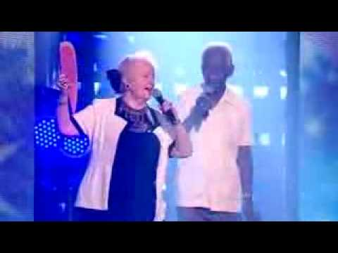 X Factor  FINAL 2008- The Auditionees - I Have a Dream
