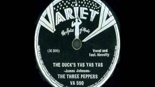 CD: The Three Peppers - The Duck