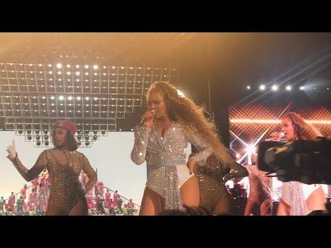 Beyoncé - Get Me Bodied feat. Solange / Single Ladies Coachella Weekend 2 4/21/2018