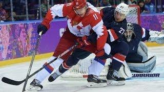 Сборная России в Сочи 2014 проиграла по булитам. Россия Сша 2- 3