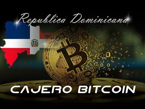 Cajero Bitcoin Santo Domingo - República Dominicana